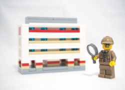 LEGO SG50 HDB Flat