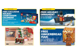 LEGO Brand Store Promotions