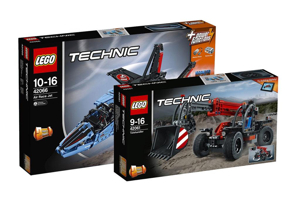 brickfinder more lego technic 2017 sets revealed. Black Bedroom Furniture Sets. Home Design Ideas