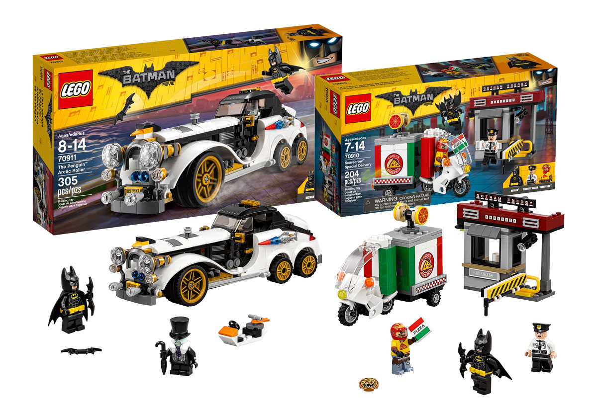 Brickfinder More Lego Batman Movie Sets Official Photos