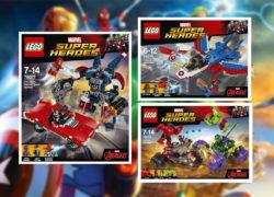 LEGO Marvel Superheroes 2017 Official Photos