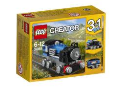 LEGO Creator 3-in-1 Blue Express Train