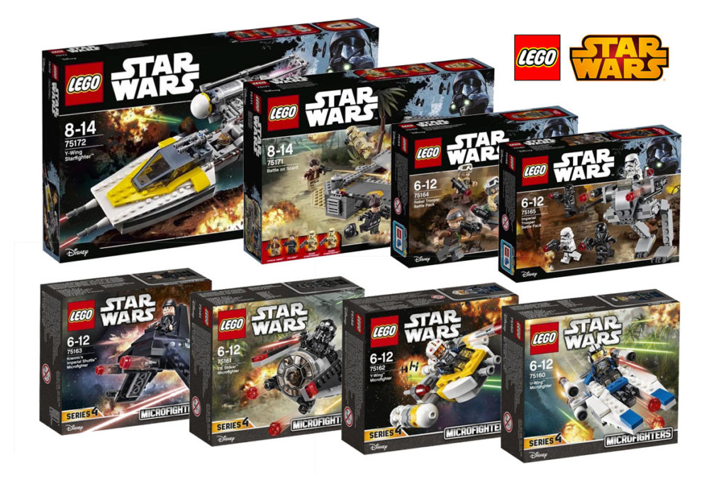 Brickfinder - LEGO Star Wars 2017 Set Official Photos