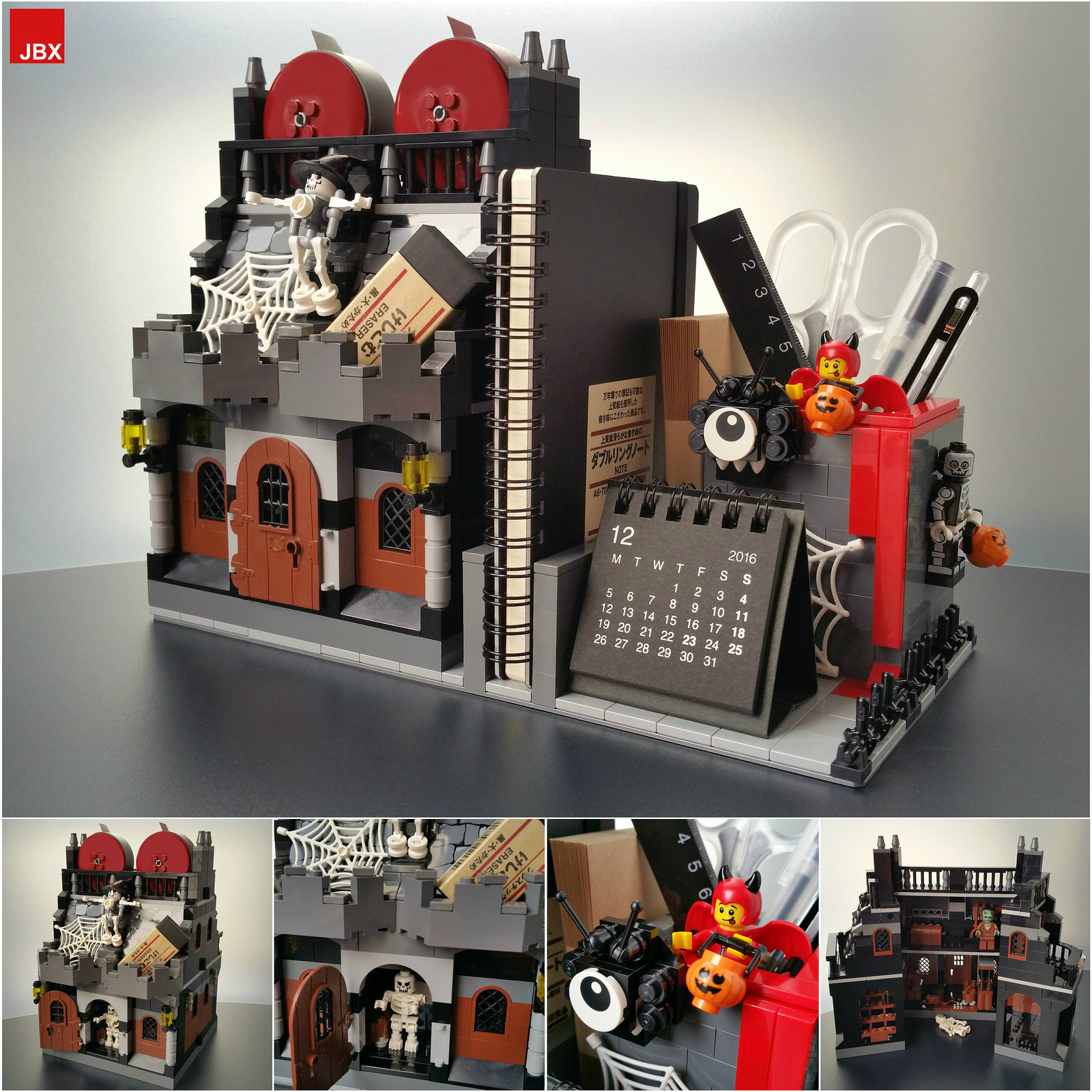 Brickfinder 13 Totally Spooky Halloween Lego Builds