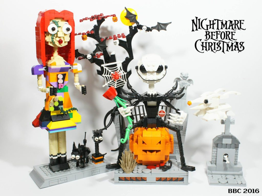 The Nightmare Before Christmas by Bob Chai