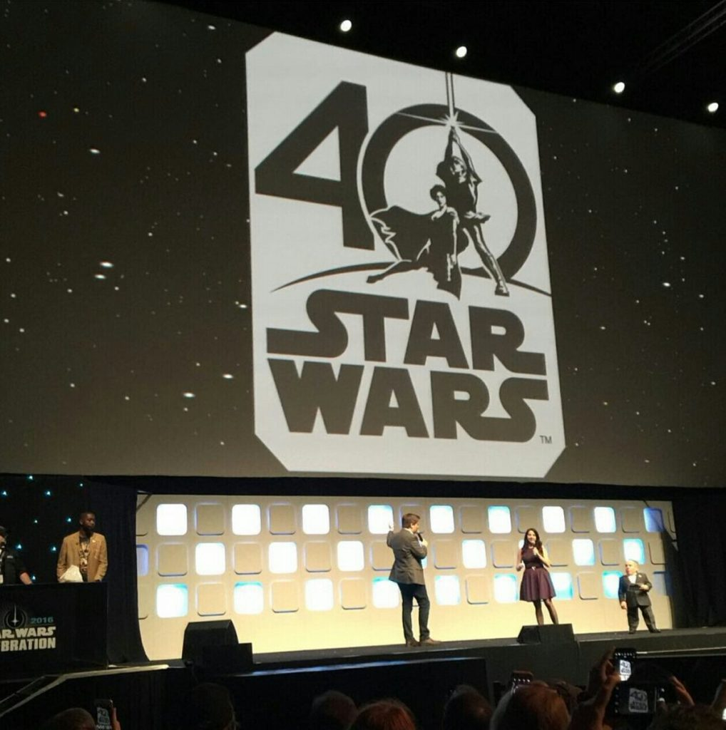 Star Wars 40th Anniversary Celebration
