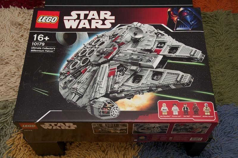 LEGO Star Wars UCS Millennium Falcon (10179)