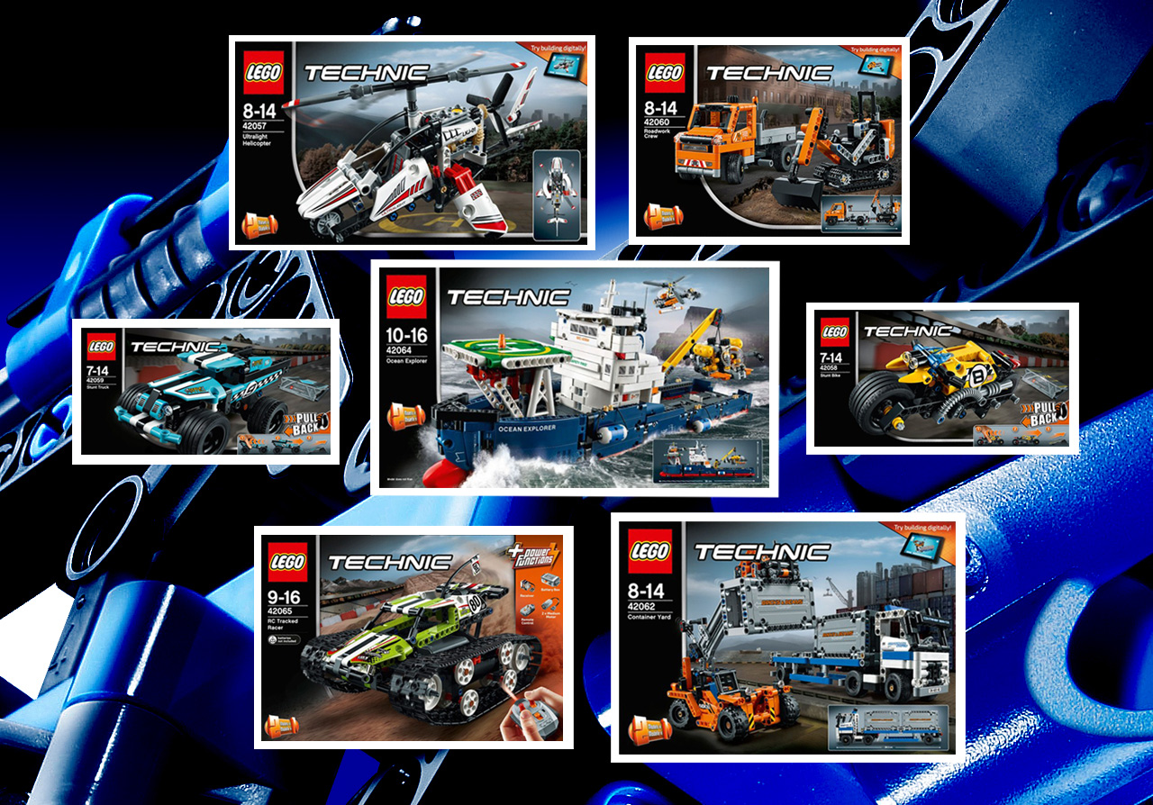 brickfinder lego technic 2017 officially announced. Black Bedroom Furniture Sets. Home Design Ideas