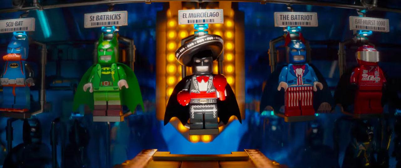Brickfinder - The LEGO Batman Movie Minifigures List