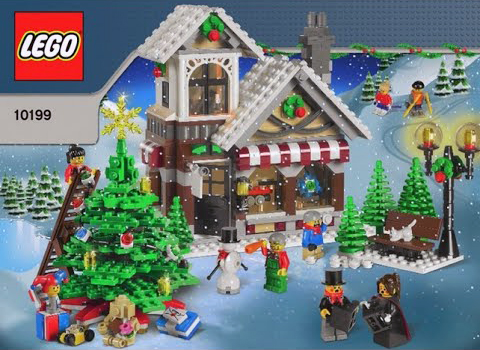 LEGO Winter Toy Shop (10199)