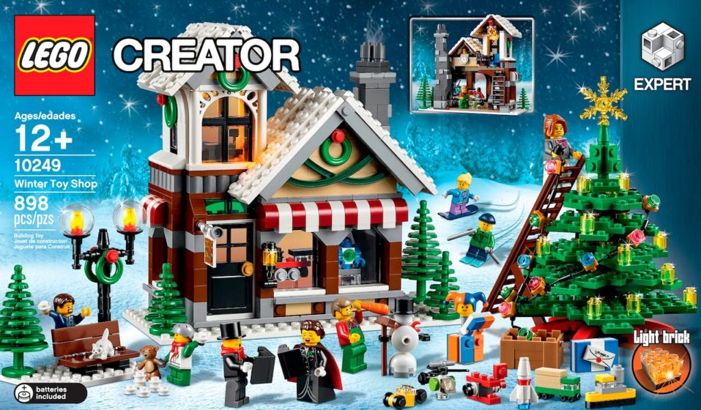 LEGO Winter Toy Shop (10249)