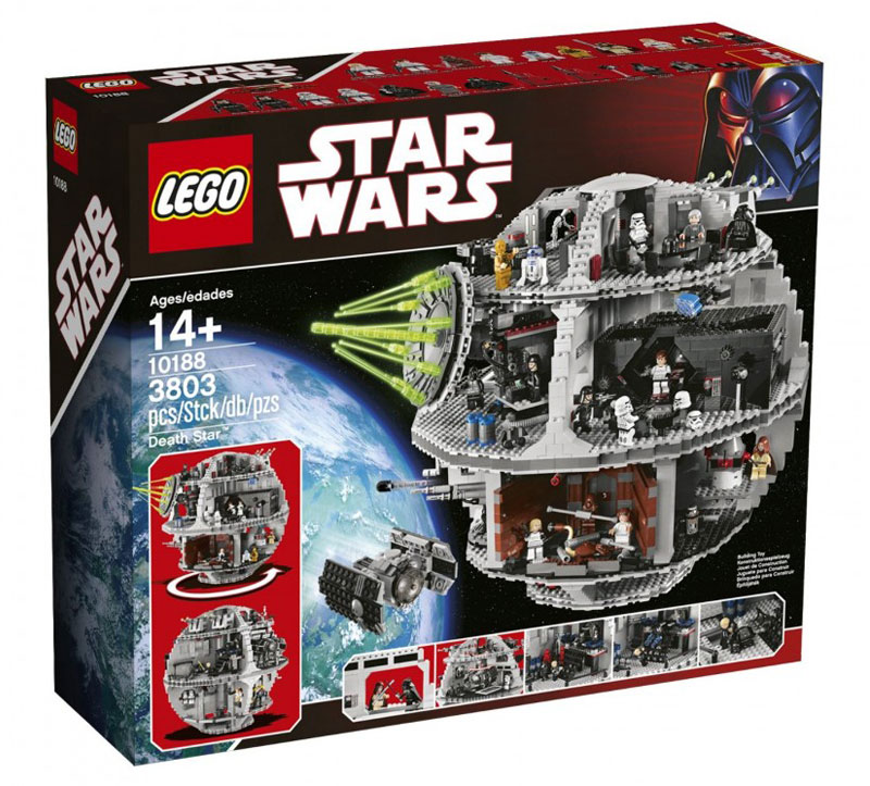 LEGO Star Wars UCS Death Star (10188)