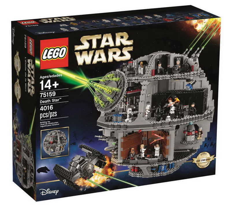 LEGO Star Wars UCS Death Star (75159)