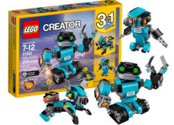 LEGO Creator 2017 Complete Official Images