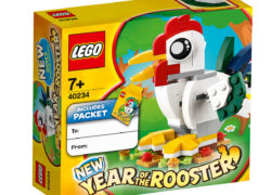 LEGO Year of the Rooster (40236)