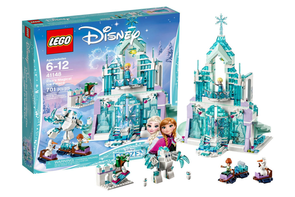 LEGO Disney 2017 Complete Official Images