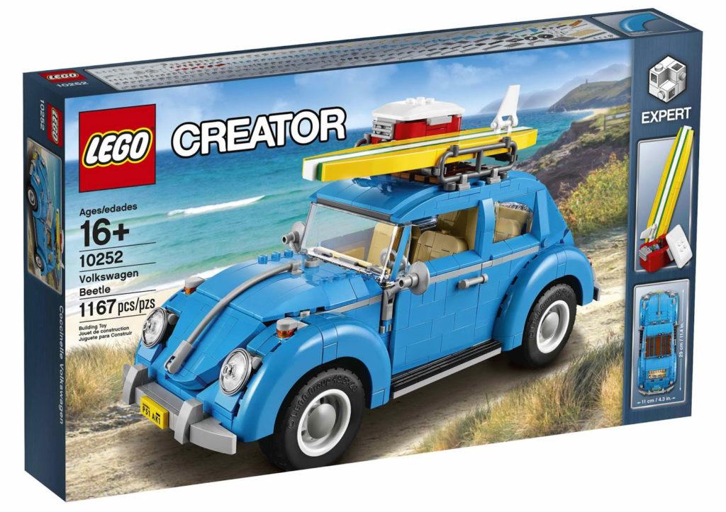 LEGO Beetle (10252) - SGD$179.90