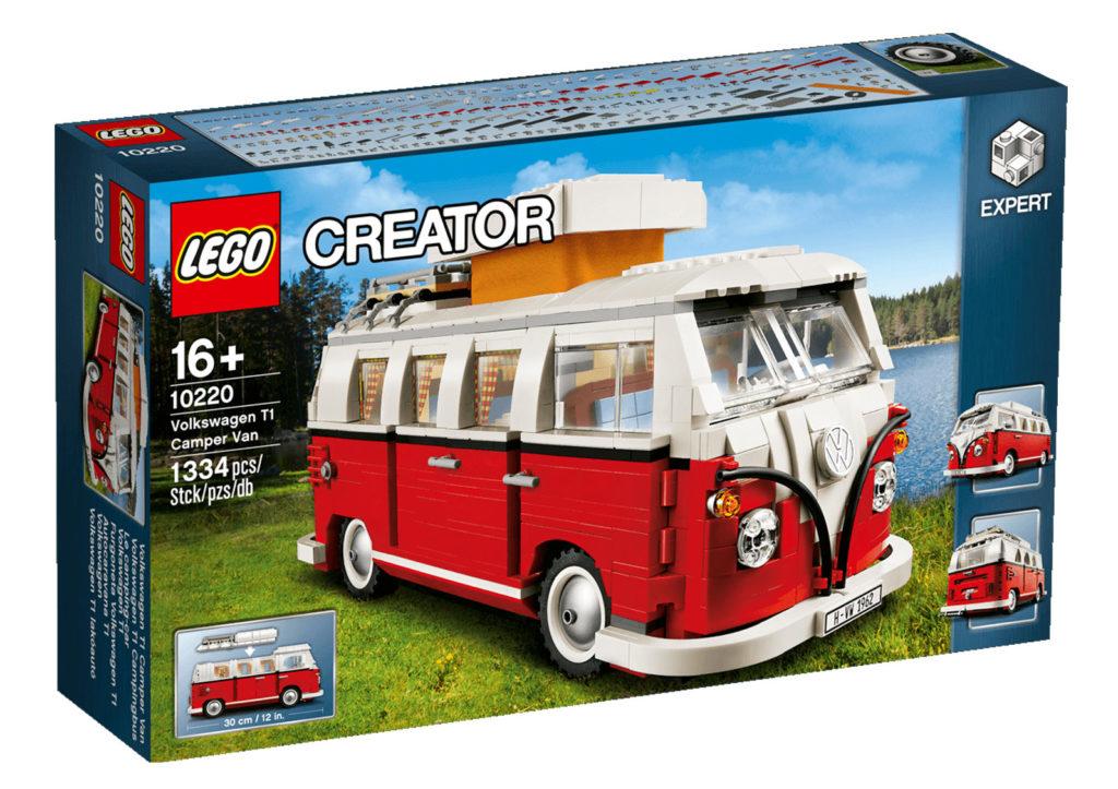 LEGO Volkswagen T1 Camper Van (10220) - SGD$199.90