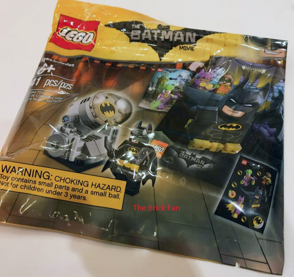 LEGO Batman Movie Accessory Pack Discovered