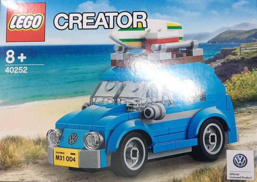LEGO Mini Volkwagen Beetle (40252)