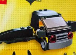 LEGO Batman Movie Mini-Batmobile Instructions