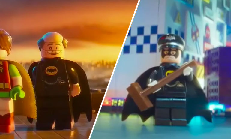 TV Spots Reveal Possible Alfred Pennyworth Minifigure