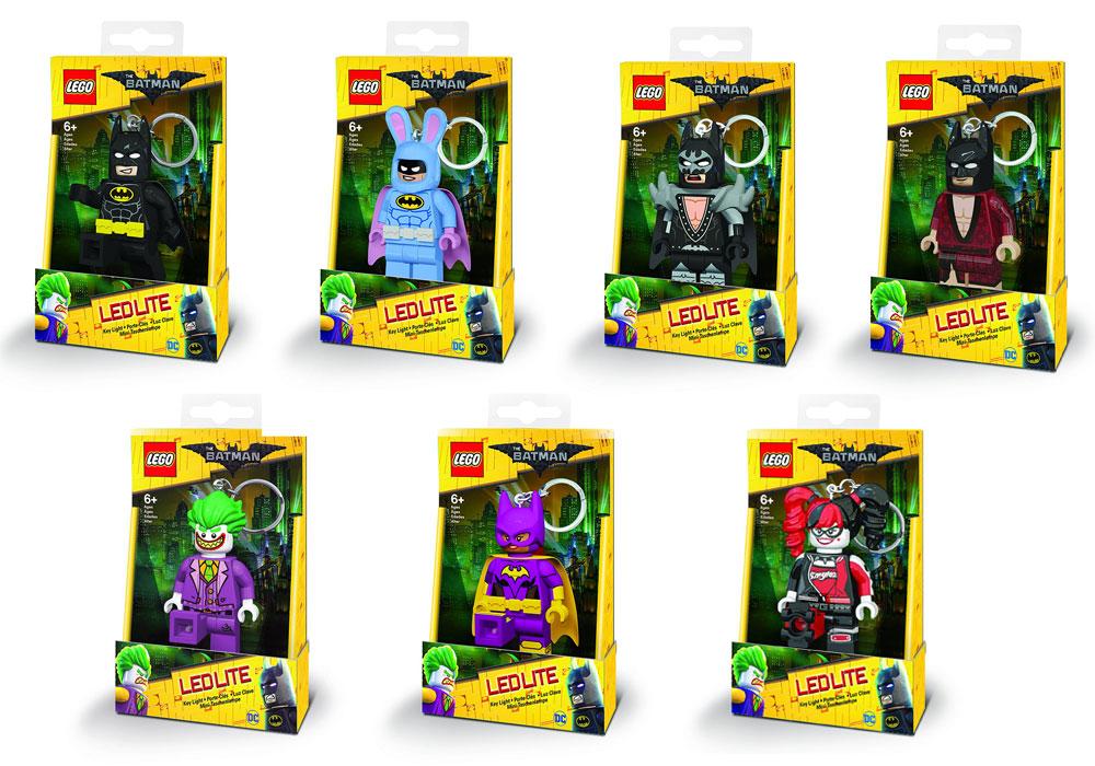 LEGO Batman Movie LED Key Lights