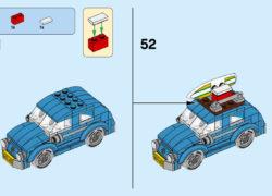 Brickfinder - LEGO Creator Expert Corner Garage (10264) Official
