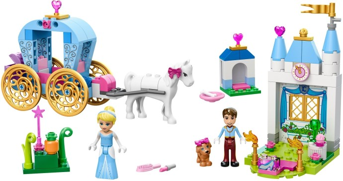 LEGO Juniors Cinderella's Carriage (10729) set