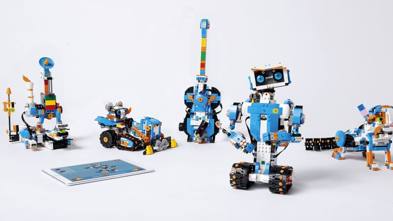 LEGO Boost Officially Announced