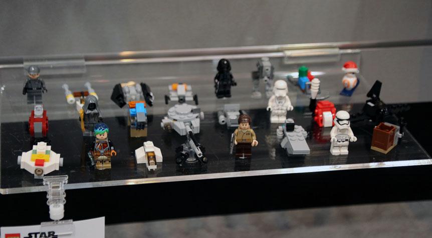 LEGO Star Wars New York Toy Fair