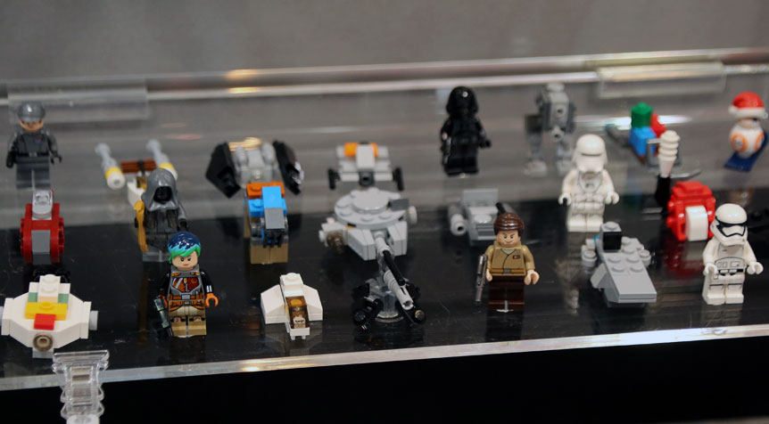 Brickfinder - LEGO Star Wars New York Toy Fair 2017: Full