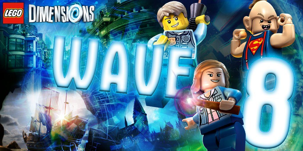 LEGO Dimensions Wave 8 Official Photos