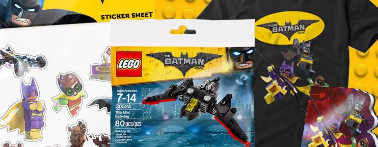 LEGO Batman Movie Goodie Bags Giveaway!