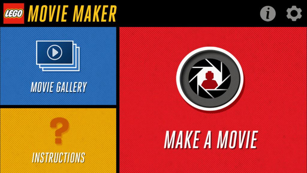 LegoMovieMakerScreen