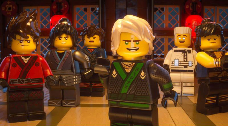 LEGO Ninjago Movie Teaser