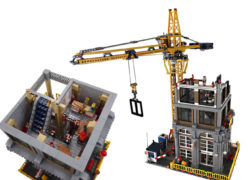 LEGO Ideas Modular Construction Site by Ryan Taggart