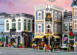LEGO Rebrick Mini Building Madness