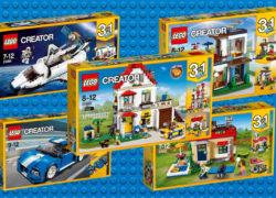 LEGO Creator Summer 2017