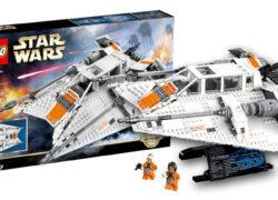 LEGO Ultimate Collectors Series Snowspeeder (75144)