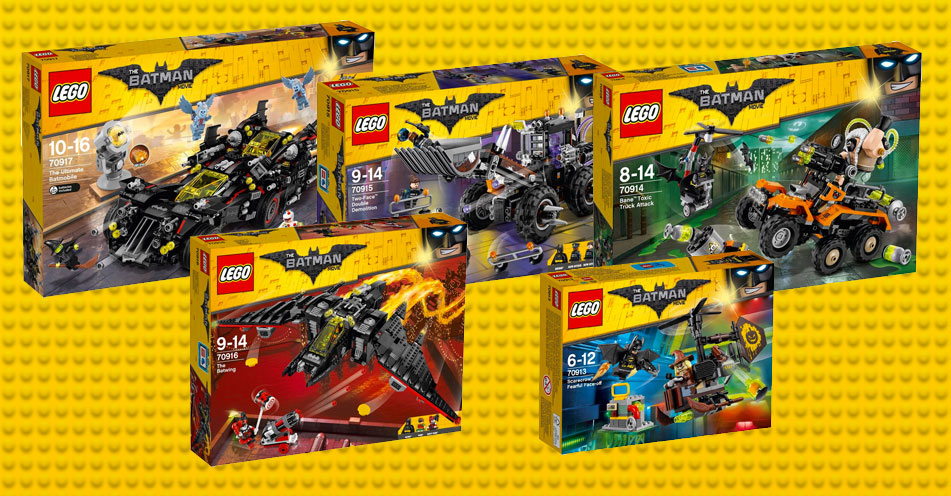 lego batman sets 2017 - photo #11