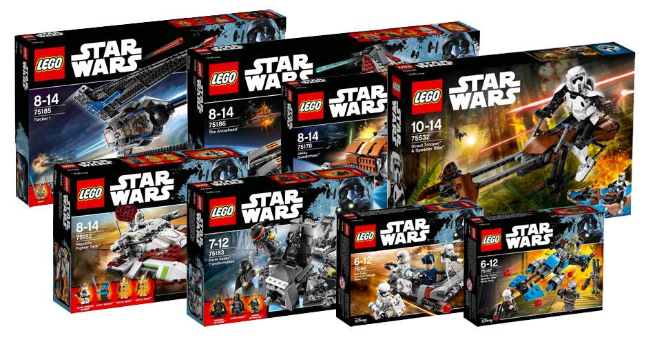 Brickfinder - LEGO Star Wars 2017 Summer Sets Official Images