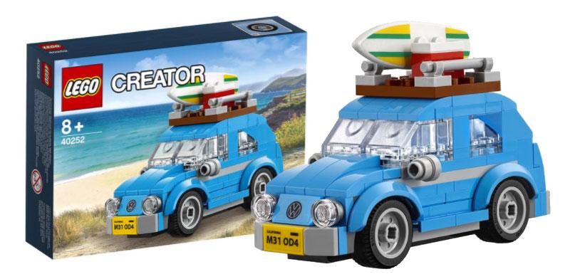 LEGO Mini-Volkswagen Beetle Promotion Details