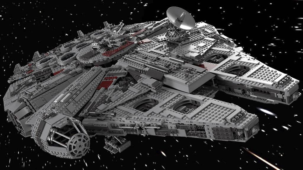 LEGO UCS Millennium Falcon Re-Release