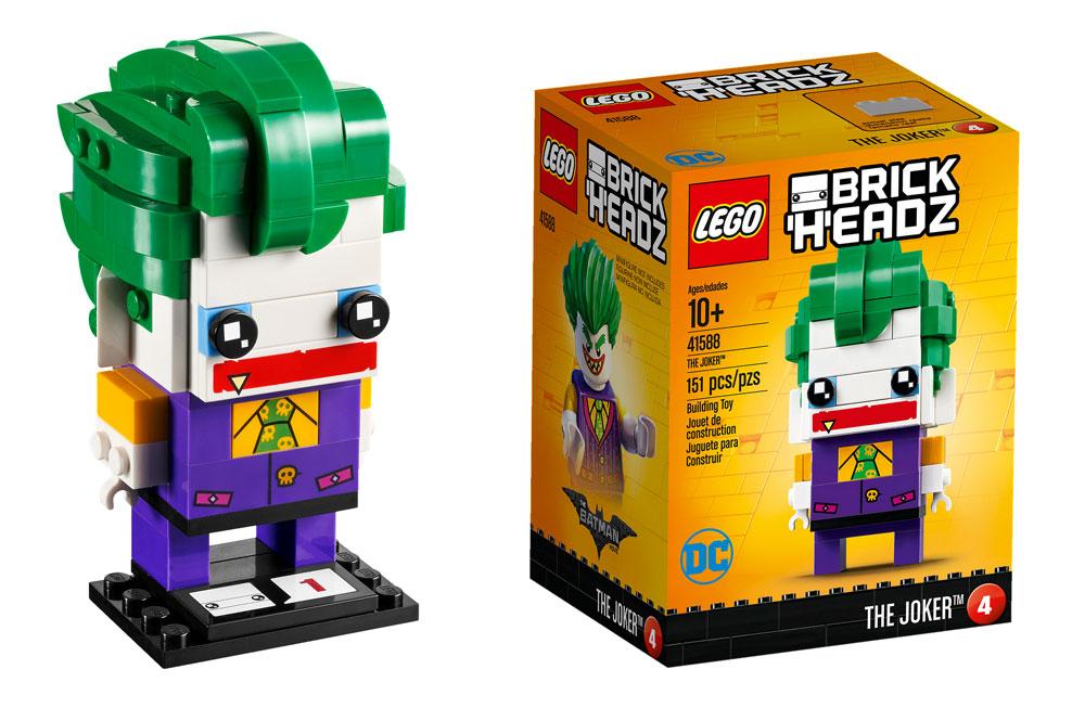 LEGO BrickHeadz Joker (41588)