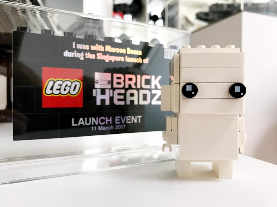 LEGO BrickHeadz Nonnie (Via Eric Low)