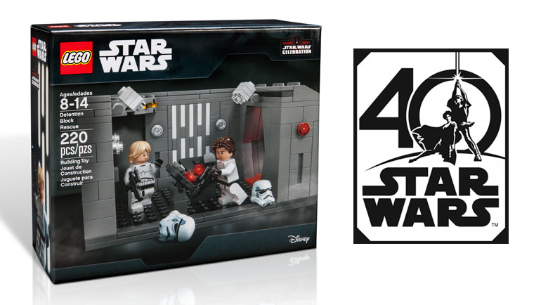 LEGO Star Wars Detention Block