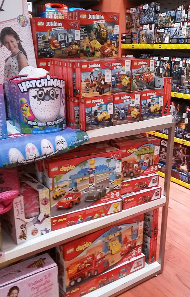 Brickfinder Lego Juniors Cars 3 Sets Spotted In Mexico