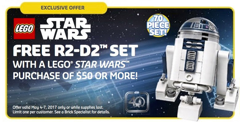 The Day Lego Star Fourth Brickfinder May Wars Promotions stQxBrdCh