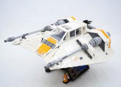 星球大战 Ultimate Collector Series 收藏系列 雪地飞行艇 (75144)